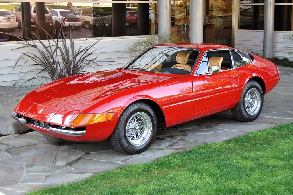 1972 Ferrari 365 GTB (Daytona) (SOLD) | Clics By Farrell